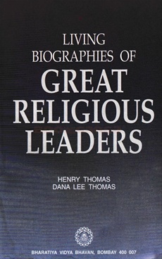 Living Biographies Of Great Religious Leaders