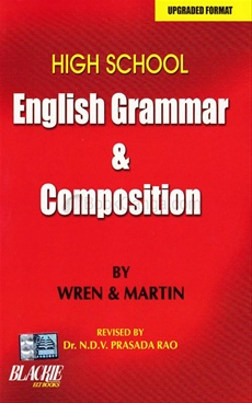 High school english grammar composition bookganga high school english grammar composition fandeluxe Image collections