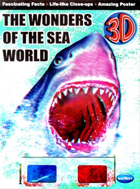 The Wonders Of The Sea World - 3D