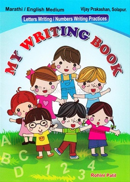 My Writing Book