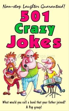 501 Crazy Jokes