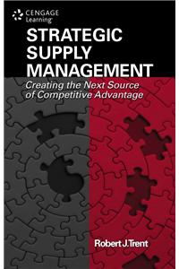 Strategic Supply Management