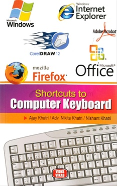 Shortcuts to computer keyboard