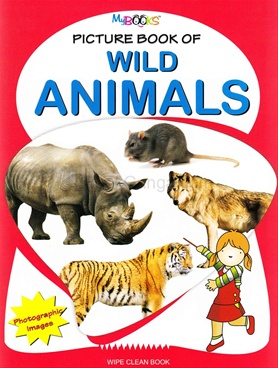 Picture Book Of Wild Animals
