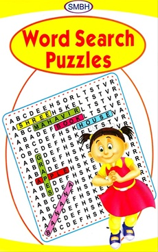 Word Search Puzzles - 12 Book Set