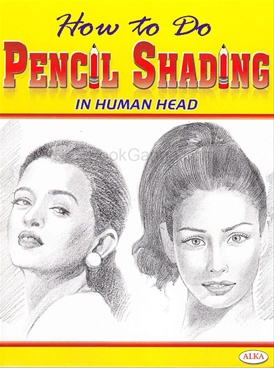 How To Do Pencil Shading In Human Head