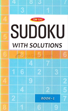 Sudoku With Solution Book 1