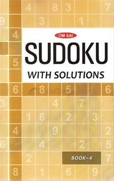 Sudoku With Solution Book 4