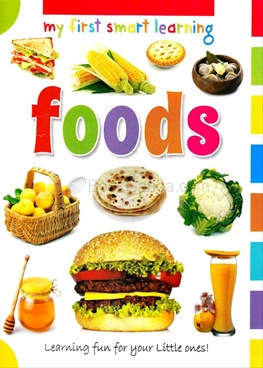 My First Smart Learning Foods