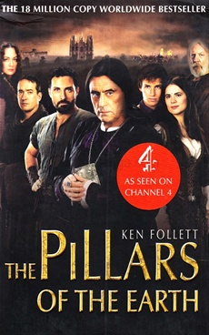 PILLARS OF THE EARTH(TV TIE)