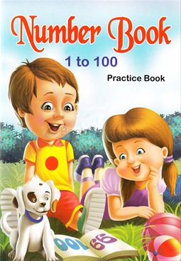 Number Book 1 To 100