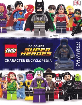 Lego DC Super Heroes charater Encyclopedia