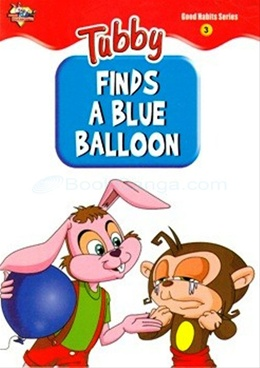 Tubby Finds A Blue Balloon