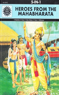Heroes From The Mahabharta