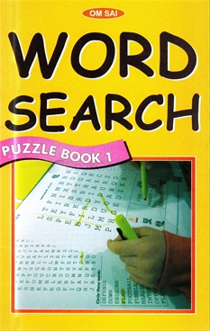 Word Search Puzzle Book 1