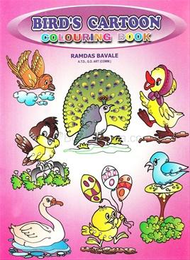 Bird's Cartoon