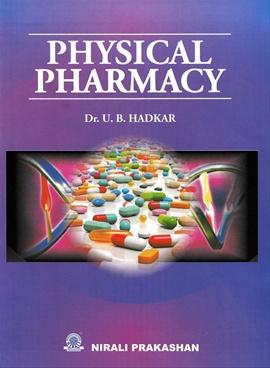 physical pharmacy  dr   hadkar nirali prakashan bookgangacom