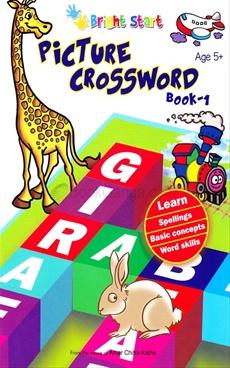 Picture Crossword Book - 1