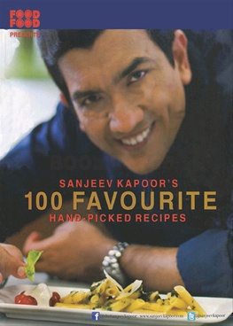 100 Favourite Hand- Picked Recipes