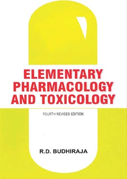 Elementary Pharmacology and Toxicology
