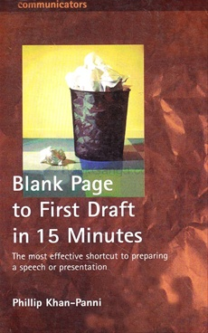Blank Page to First Draft in 15 Minutes